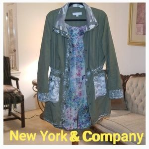 New York & Company Jacket